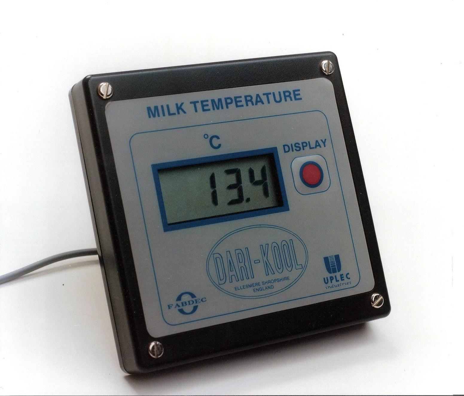 Milk Temperature Probe – UPLEC