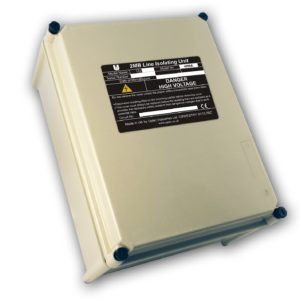 Twin Line Isolation Enclosure 4906A